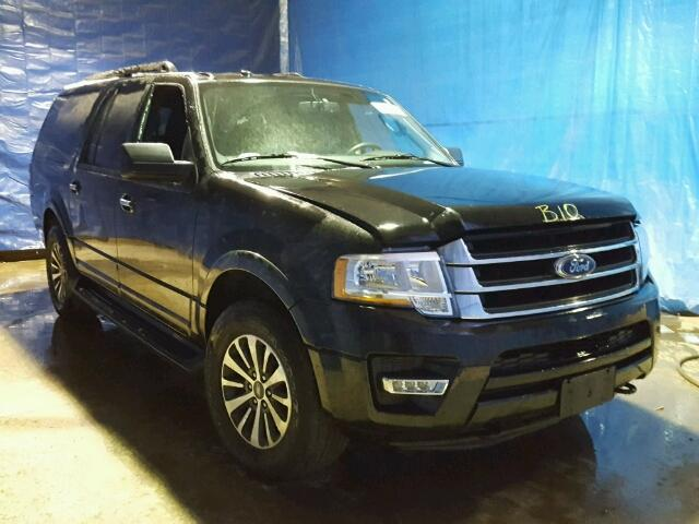 1FMJK1JT6HEA07820 - 2017 FORD EXPEDITION BLACK photo 1