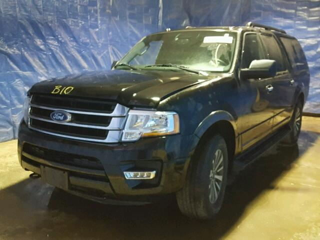 1FMJK1JT6HEA07820 - 2017 FORD EXPEDITION BLACK photo 2