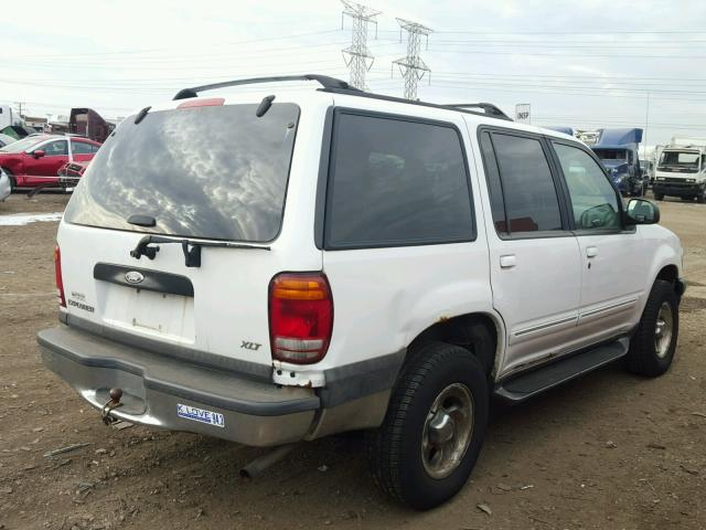 1FMZU34X7XZB50564 - 1999 FORD EXPLORER WHITE photo 4