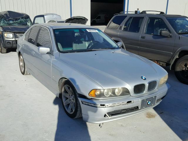 WBADT33443GF43601 - 2003 BMW 525 I SILVER photo 1