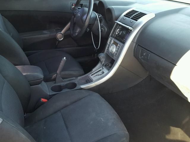 Jtkde167780233228 2008 Toyota Scion Tc Burgundy Price History