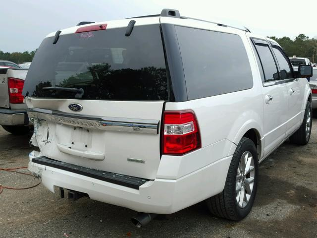Fmjkktfef  Ford Expedition White Photo