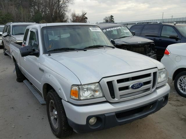 1FTKR4EE7BPB03517 - 2011 FORD RANGER SUP SILVER photo 1