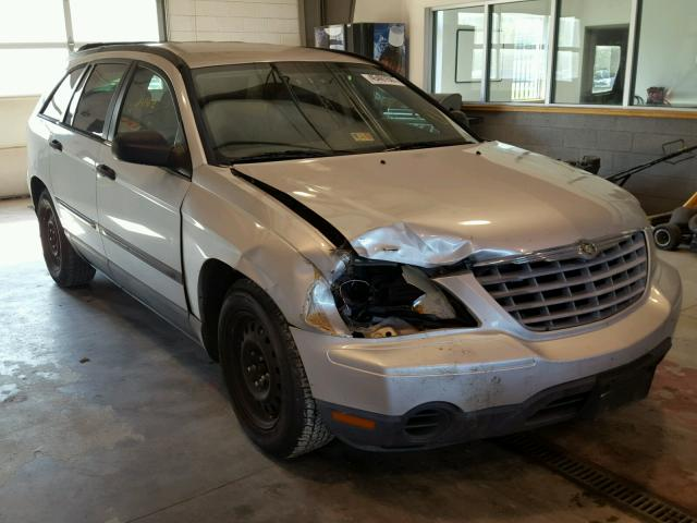 2C8GM48LX5R427349 - 2005 CHRYSLER PACIFICA SILVER photo 1