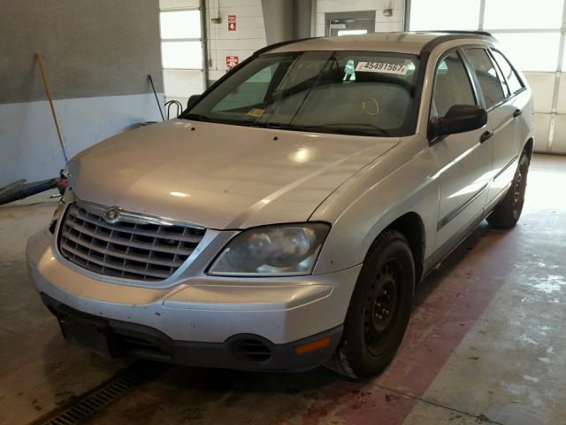 2C8GM48LX5R427349 - 2005 CHRYSLER PACIFICA SILVER photo 2