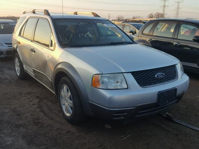 1FMZK04105GA32767 - 2005 FORD FREESTYLE SILVER photo 1