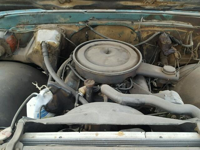 CE149B868552 - 1969 CHEVROLET CST 10 BLUE photo 7