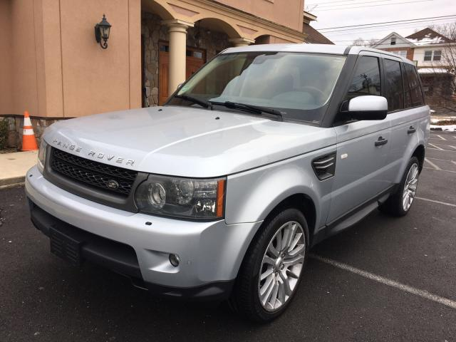 SALSK2D47AA226536 - 2010 LAND ROVER RANGE ROVE SILVER photo 2