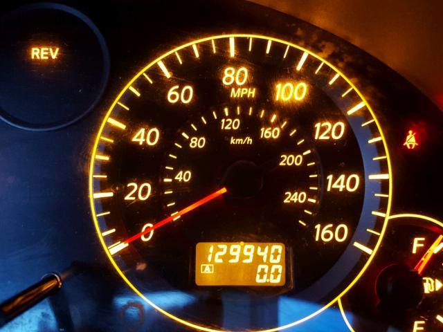 JNKCV51E16M514350 - 2006 INFINITI G35 BLACK photo 8