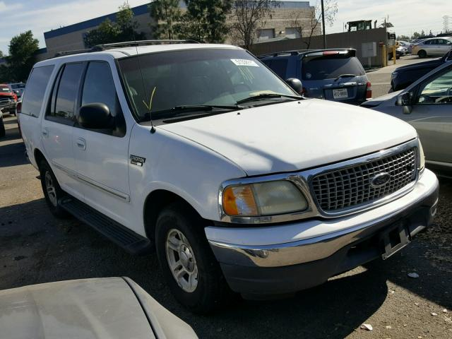 1FMRU1766XLB40876 - 1999 FORD EXPEDITION WHITE photo 1