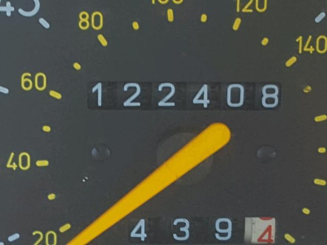 YS3AL76L1R7001144 - 1994 SAAB 900 GREEN photo 8
