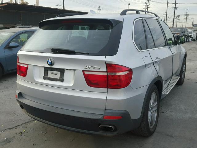 5UXFE83527LZ42429 - 2007 BMW X5 4.8I, SILVER - price history ...