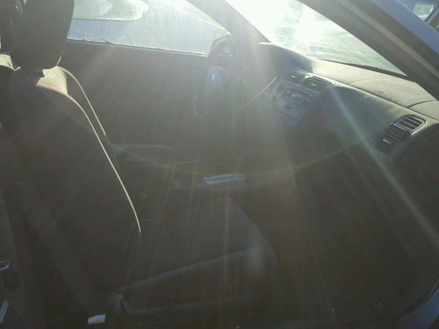 1HGEM22994L055098 - 2004 HONDA CIVIC EX SILVER photo 6