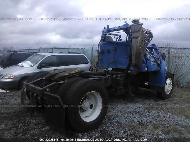 1HSHBAHN22H521431 - 2002 INTERNATIONAL 8000 8100 Unknown photo 4