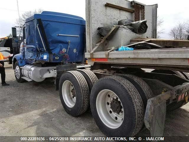 2HSFHASR8TC051027 - 1996 INTERNATIONAL 9400  TRACTOR ONLY  BLUE photo 3