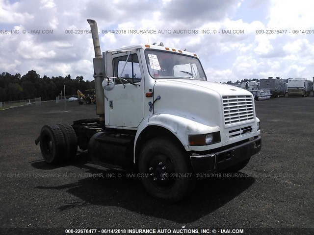 1HSHBAHN8XH607009 - 1999 INTERNATIONAL 8000 8100 Unknown photo 1