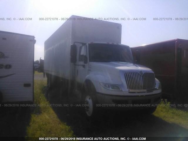1HTMKAAN8CH089093 - 2012 INTERNATIONAL 4400 4400 WHITE photo 1