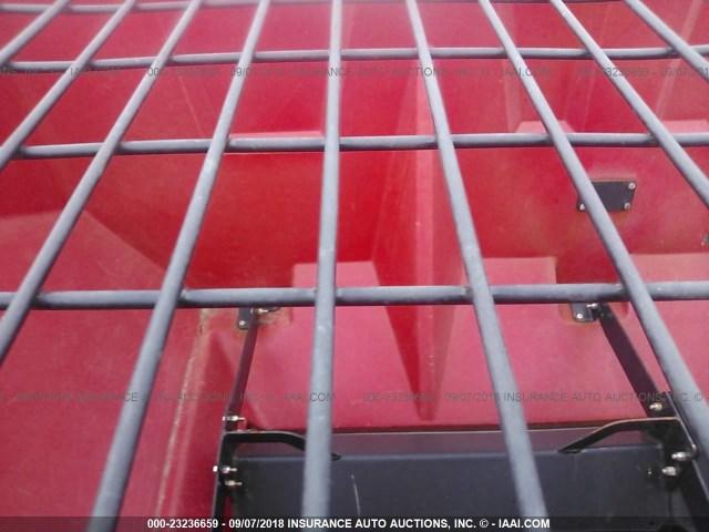 VB15618 - 2016 BOSS VBX9000 SPREADER  RED photo 8
