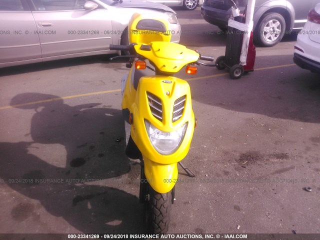 RK15BC0C55A002853 - 2005 ETON SCOOTER  YELLOW photo 5