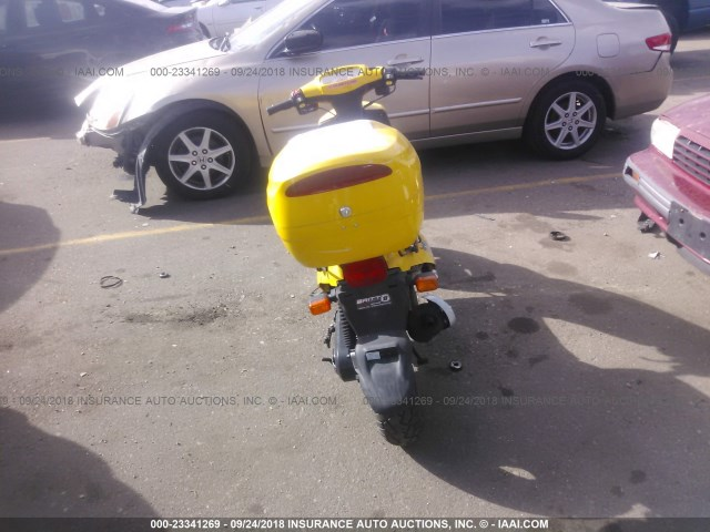 RK15BC0C55A002853 - 2005 ETON SCOOTER  YELLOW photo 6