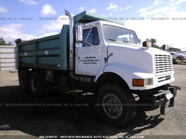 1HSHCGGRXLH210335 - 1990 INTERNATIONAL 8000 8100 WHITE photo 2