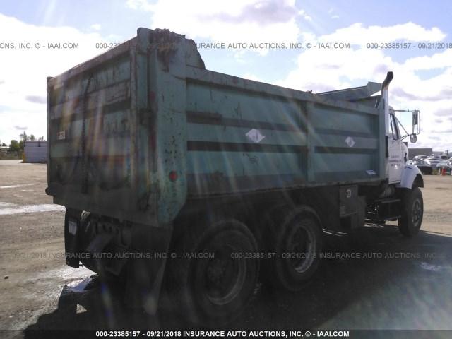 1HSHCGGRXLH210335 - 1990 INTERNATIONAL 8000 8100 WHITE photo 3